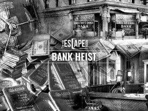 Bank Heist, Escape Room Indianapolis