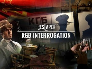 KGB, Escape Room Indianapolis