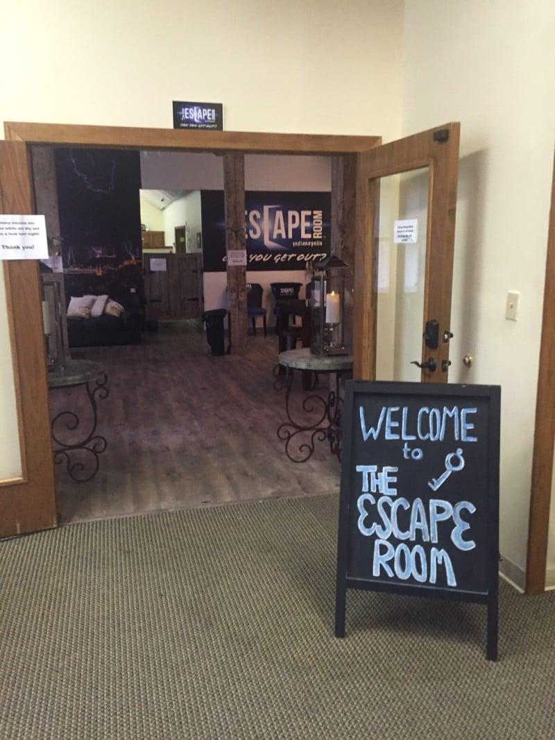 The Escape Room Indianapolis The Escape Lounge Indianapolis Escape Room